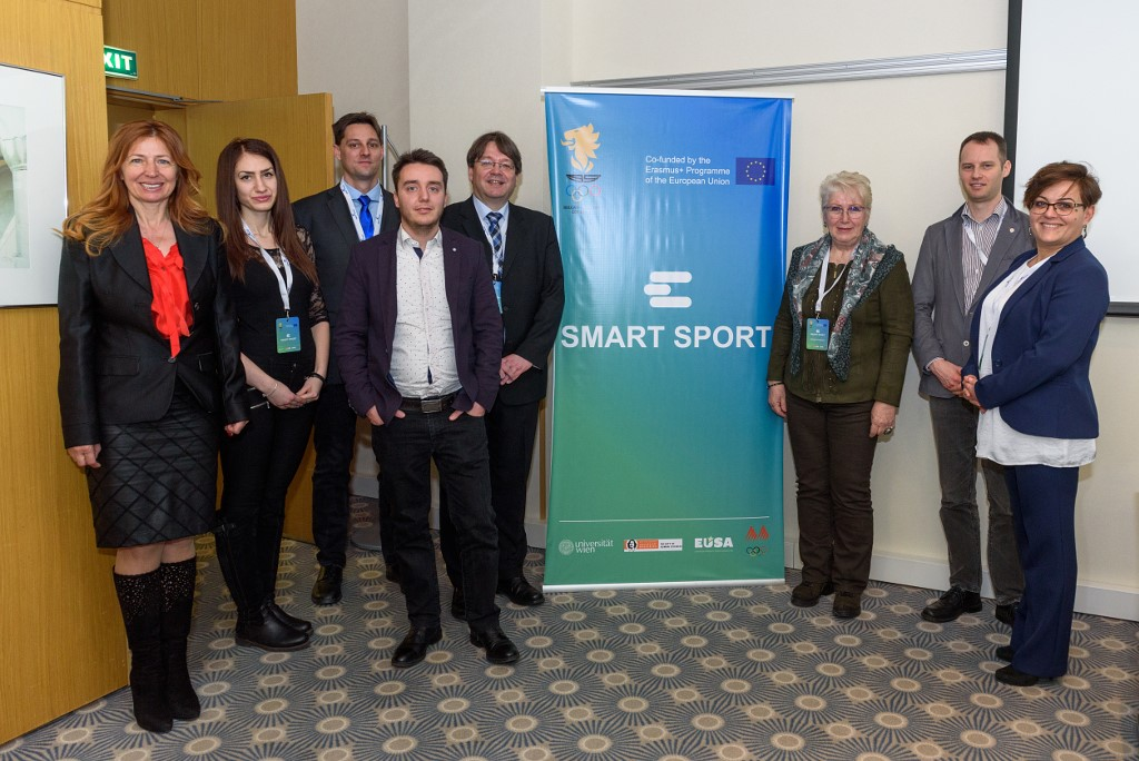 Smart Sport project kicked off in Sofia